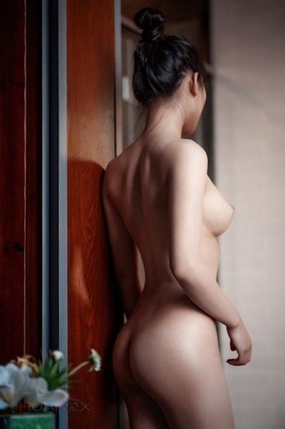 美乳な中国美女モデルの美しいヌード画像 6
