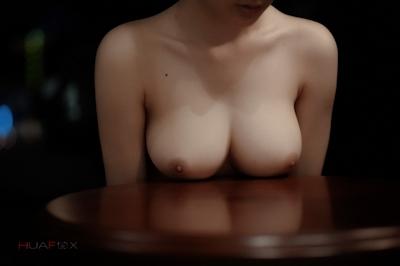 美乳な中国美女モデルの美しいヌード画像 10