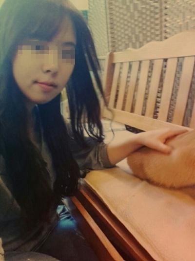 美乳な韓国の美少女の流出ヌード画像 1