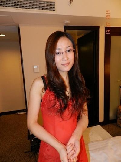 巨乳な台湾美女の流出ヌード画像 3
