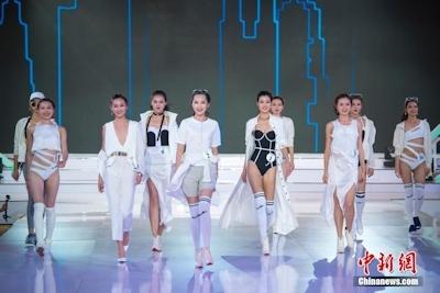 中国 三亜で第24回 新丝路(ニューシルクロード) モデルコンテスト決勝開催 6