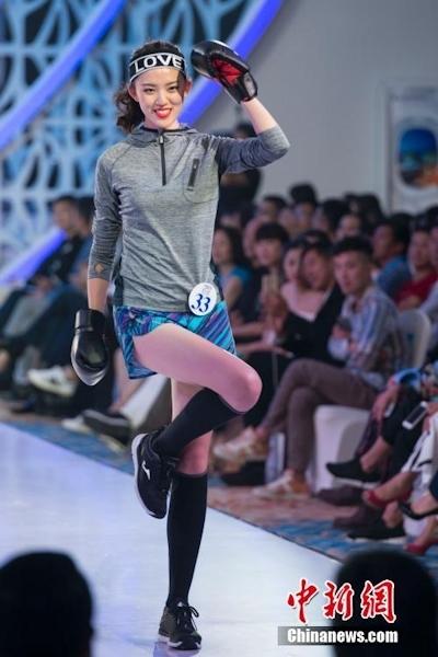 中国 三亜で第24回 新丝路(ニューシルクロード) モデルコンテスト決勝開催 7