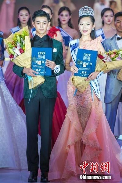 中国 三亜で第24回 新丝路(ニューシルクロード) モデルコンテスト決勝開催 8