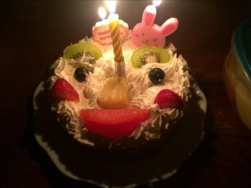 慎之助 BDケーキ3
