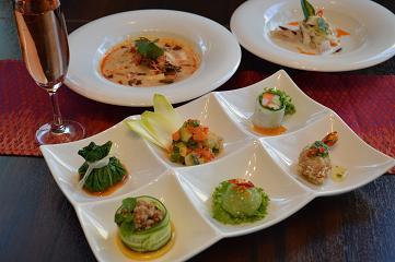 2015Xmas 前菜&スープ