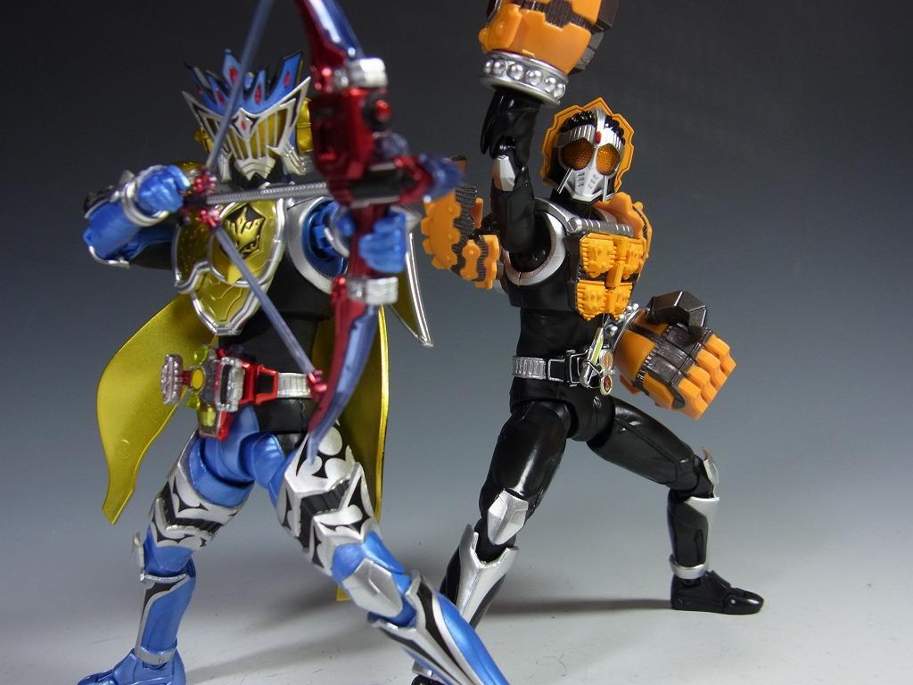 鎧武外伝2コンビ