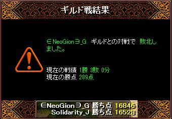 RedStone 15.11.18 結果