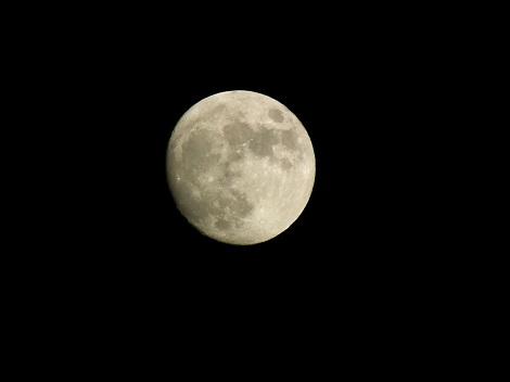 お月様1124