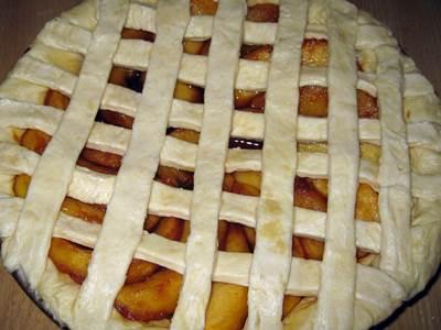 アップルパイ 焼く前