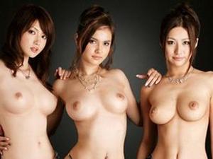 モデル級美女達がオイルマッサージ中に欲情してネチョネチョになって悶えまくり!