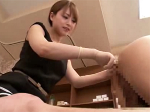 美人エステティシャンの吉沢明歩が日常を忘れさせる魅惑のアロママッサージで特別サービス