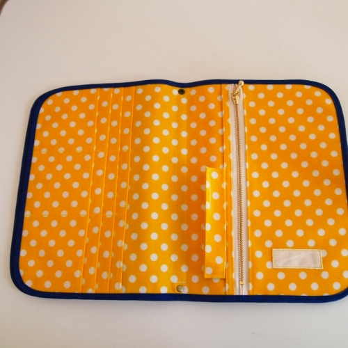 3人用母子手帳ケース No.168