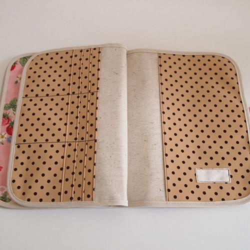 3人用母子手帳ケース No.170