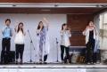 黄門祭り 泉町屋台村ステージ