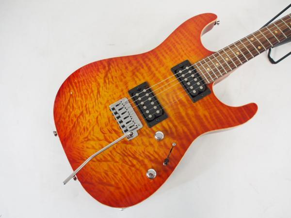 ギターの忘備録 Tom Anderson Cobra S トムアンダーソン ミディアムスケール マホガニーネック