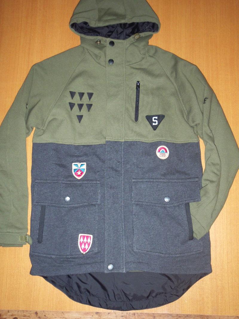 STAPLE 2015 Fall Jacket ジャケット パーカ STREETWISE ストリートワイズ 神奈川 湘南 藤沢 スケート ファッション ストリートファッション ストリートブランド