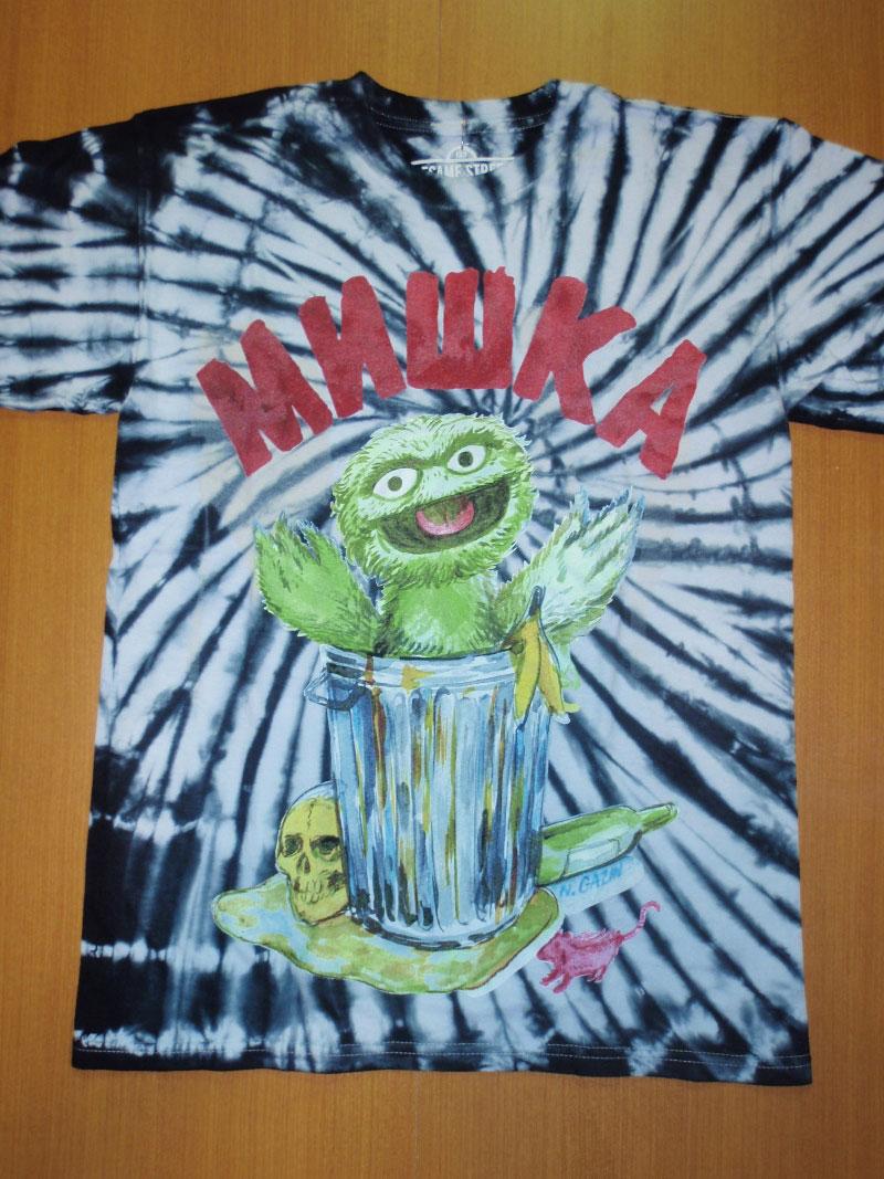 2015 Holiday Mishka SESAME STREET Tshirt NewEra Cap SnapBackCap KeepWatch STREETWISE ミシカ セサミストリート ホリデー Tシャツ キャップ ニューエラ スナップバックキャップ キープウォッチ ストリートワイズ