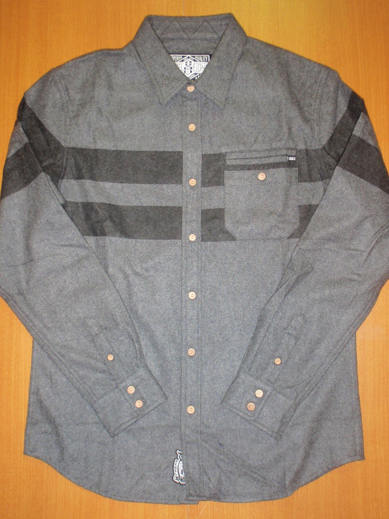 2015 Holiday REBEL8 Shirt ButtonUp STREETWISE ストリートワイズ ホリデー レベルエイト シャツ ボタンアップ 神奈川 藤沢 湘南 スケート ファッション ストリートファッション ストリートブランド