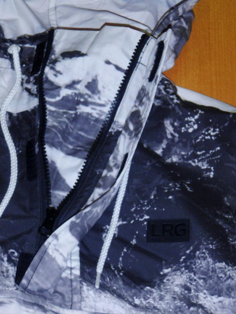 LRG Holiday 2015 Jacket ジャケット アノラック STREETWISE ストリートワイズ 神奈川 湘南 藤沢 スケート ファッション ストリートファッション ストリートブランド