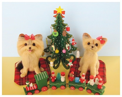 クリスマスです