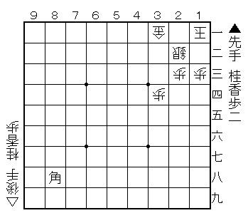 端攻め手筋問題1解答1