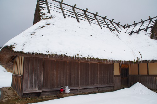 雪遊び (8)