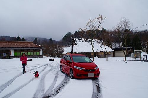 雪遊び (12)