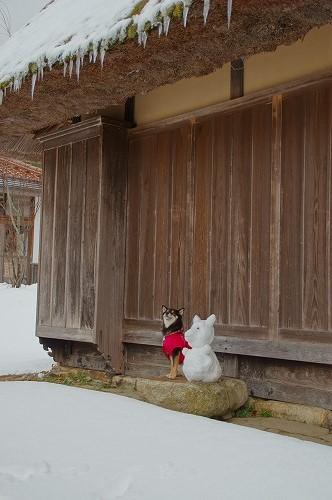 雪遊び (25)