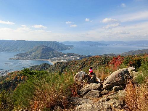 古鷹山登山 (10)