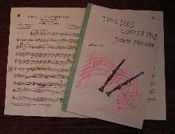 趣味の音楽 Clarinet