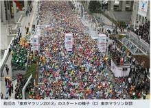 プロドラマーたいこもちの徒然日記-tokyo_marathon