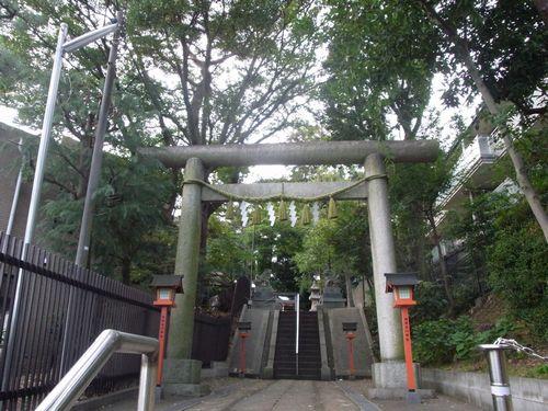 瀬田玉川神社1