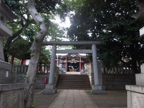 瀬田玉川神社2