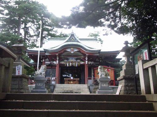瀬田玉川神社3