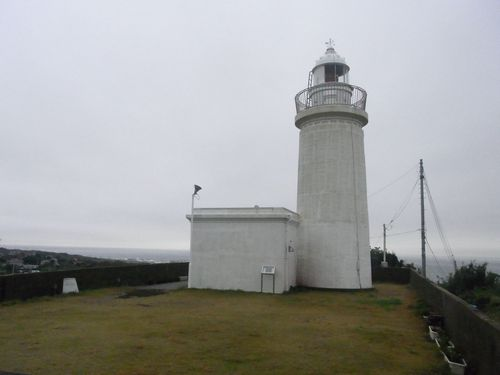 州崎灯台9