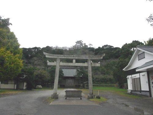 館山神社2