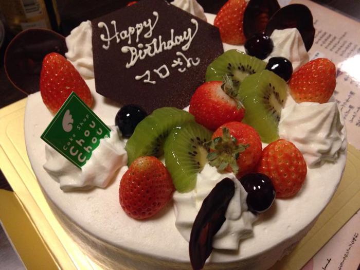 マロさんケーキ