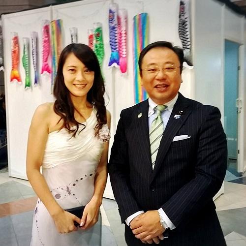 日本栃木観光展!①
