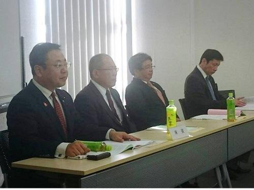 交通労連 栃木県支部<定期総会>へ!②