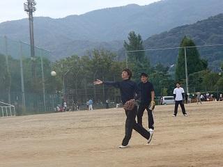 H27ソフトボール①