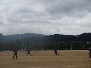 H27ソフトボール②