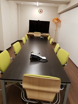 ⑤-1ダンデライオン会議室写真