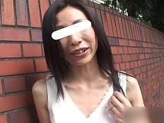 【無】お上品な黒髪清楚系四十路妻が目隠しハメ撮りにヨガりまくる!||
