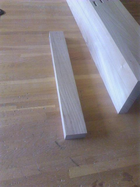 椅子制作過程 001