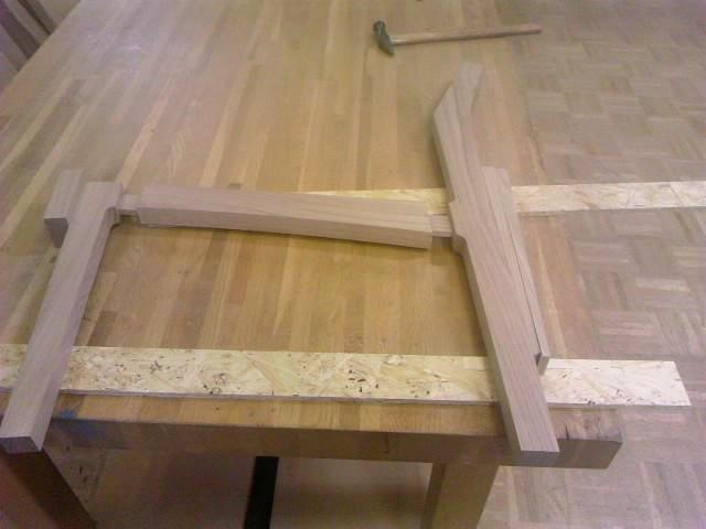 椅子制作過程 005
