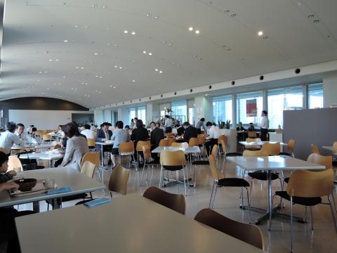 カフェテリアひばり茨城県庁⑤