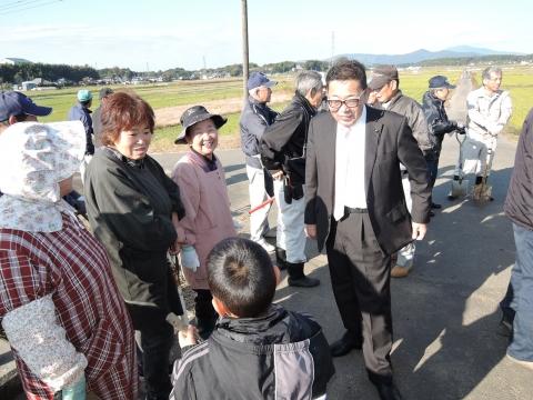 平成27年11月13日石岡市三村植樹祭⑦