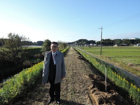 平成27年11月13日石岡市三村植樹祭⑨