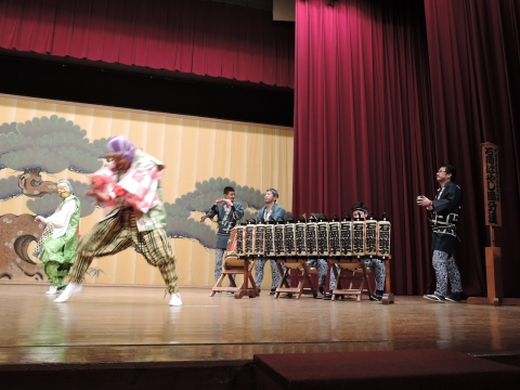 平成27年11月15日 石岡囃子「発表会」⑥