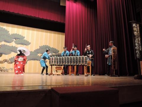 平成27年11月15日 石岡囃子「発表会」⑦